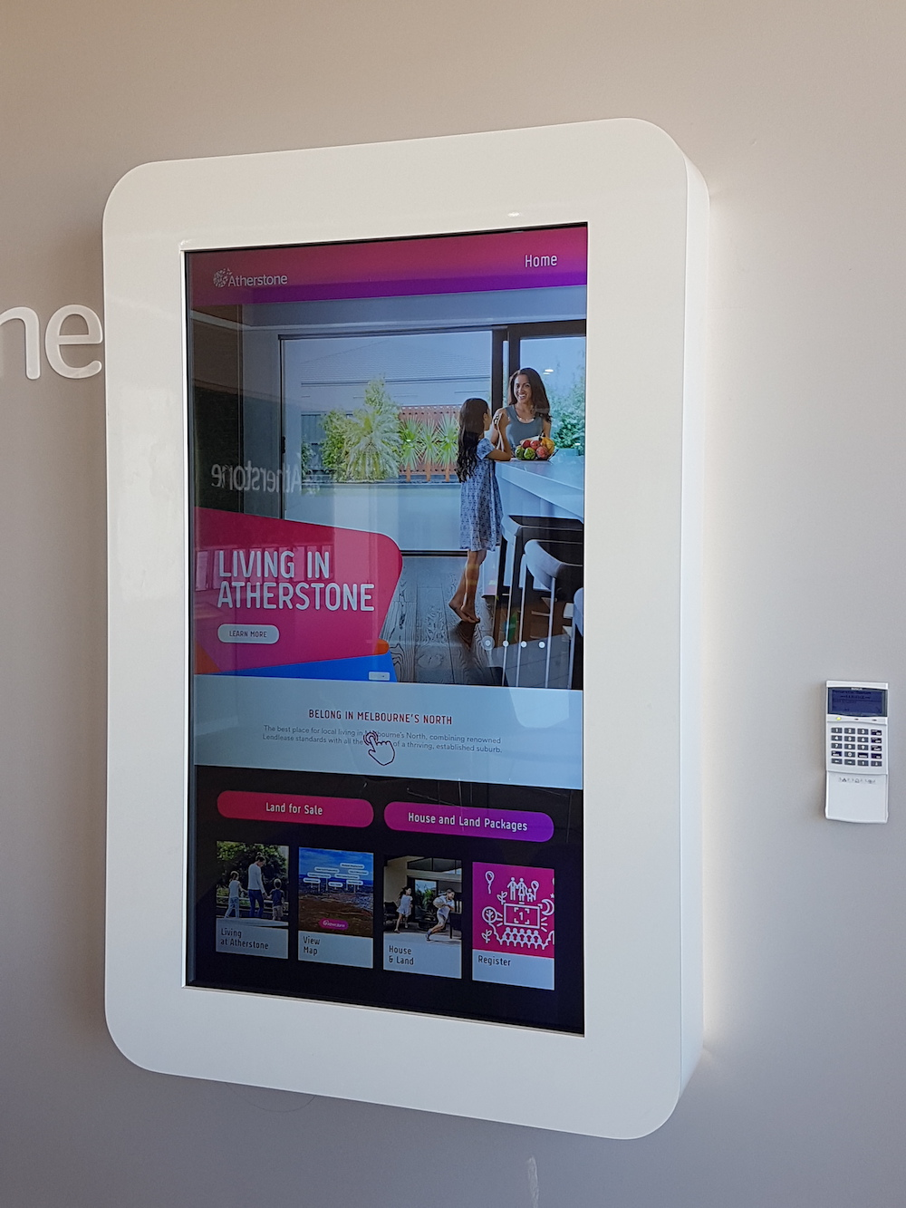 Interactive Kiosks and digital signage