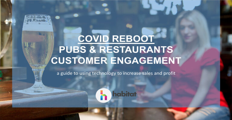 Free Ebook Habitat Digital Covid Reboot Pubs and Restaurants Customer Engagement