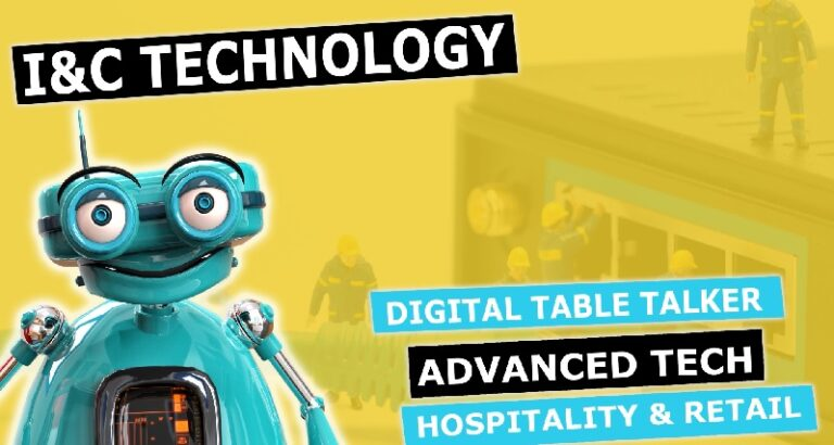 Habitat Digital video offering a review of digital table talker technology for the hospitality industry